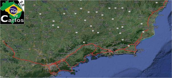 ModBus ALh 2.0 - Mapa oficial de lançamento