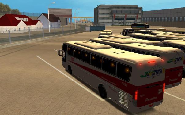 ModBus Ultimate 1.2 - Viação Pássaro Marrom Vissta Buss LO Mercedes-Benz