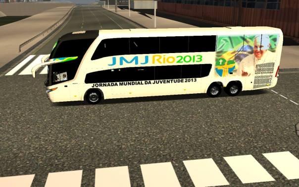 ModBus Ultimate 1.2 - Ônibus do Papa