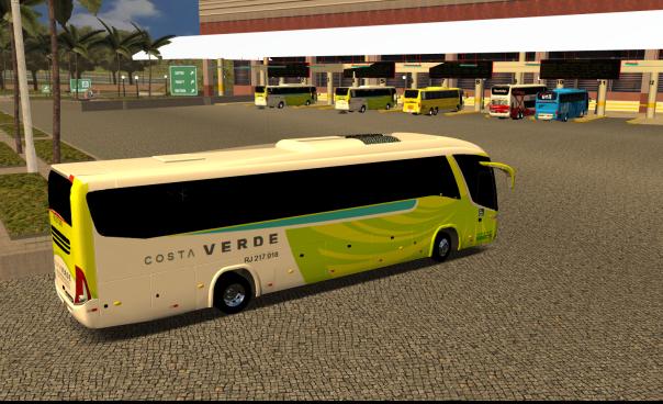 ModBus ALH 2.0 - Paradiso G7 1050 Viação Costa Verde