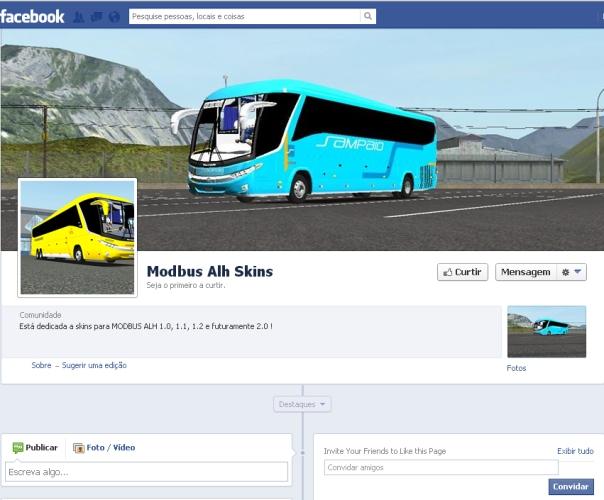 ModBus Fan Page de skins