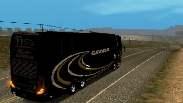 ModBus Ultimate 1.2 - Paradiso G7 1800DD Scania Viação Garcia