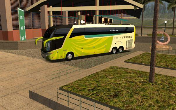 ModBus ALH 2.0 Paradiso G7 1600LD Mercedes-Benz Viação Costa Verde
