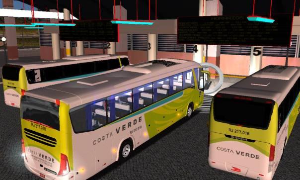 ModBus ALH 2.0 Paradiso G7 11200 Mercedes-Benz Viação Costa Verde