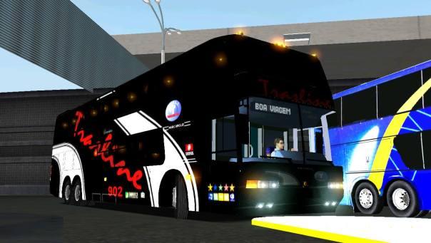 ModBus ALH 2.0 Transline Paradiso GV 1800DD Scania 6x2