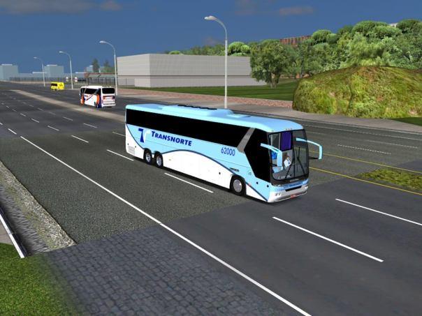 ModBus ALH 2.0 Transnorte Campione Vision 3.65 Mercedes-Benz