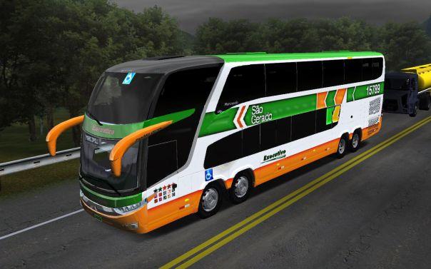 ModBus ALH 2.0 Paradiso G7 1800DD Scania São Geraldo