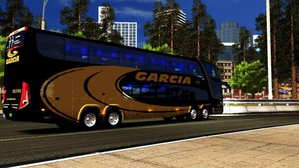 ModBus ALH 2.0 Paradiso G7 1800DD Scania 8x2