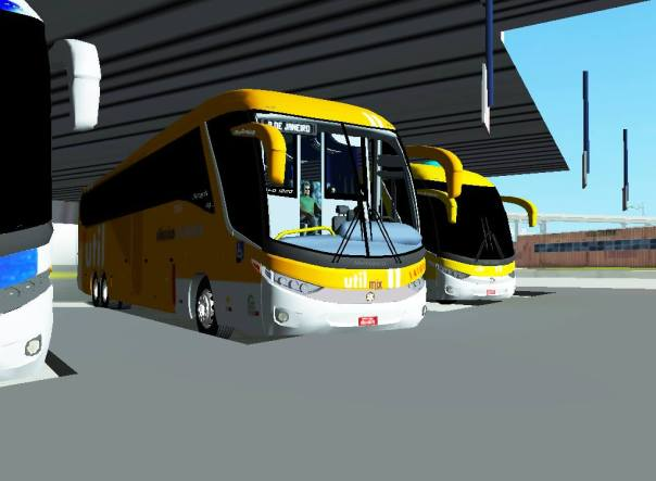 ModBus ALH 2.0 Paradiso G7 1200 MB Viação Util