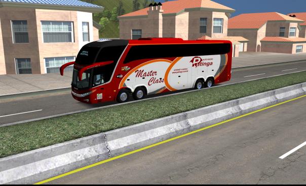ModBus ALH 2.0 Paradiso G7 1600LD 8x2 Scania Viação Putinga