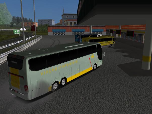 ModBus ALh 2.0 Paradiso G6 1550LD Scania 6x2 Viação Itapemirim