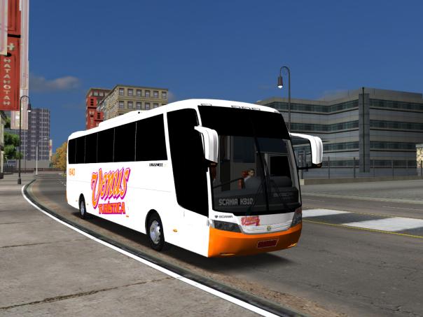 ModBus ALH 2.0 Busscar Vissta HI Scania