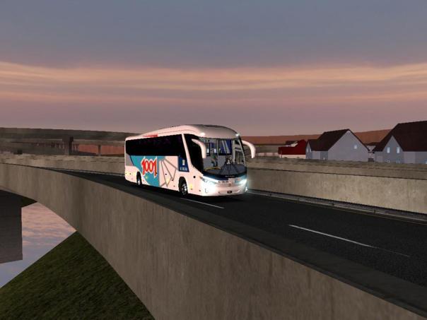 ModBus ALH 2.0 Paradiso G7 1200 Scania Auto Viação 1001