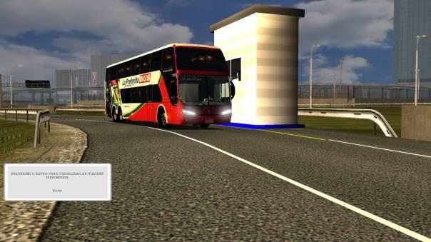 ModBus ALH 2.0 Busscar Panorâmico DD Scania La Preferida Bus
