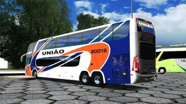 ModBus ALH Paradiso G7 1800 MB 6x2 Expresso União