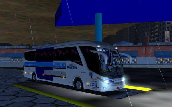 ModBus ALH Paradiso G7 1200 Scania Viação Bragança