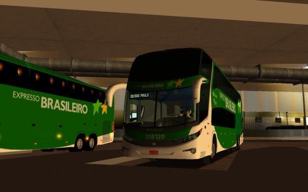 ModBus ALH 2.0 Paradiso G7 1800 DD Scania 6x2 Expresso Brasileiro