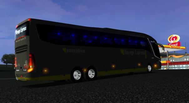 ModBus ALH Paradiso G7 1200 Voyage Express