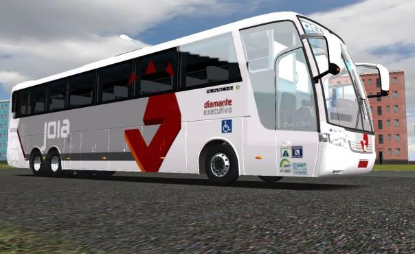 ModBus ALH Busscar Vissta Buss HI Scania 6x2 Viação Jóia