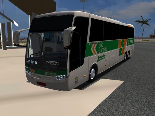 ModBus ALH Jum Buss 360 Scania São Geraldo