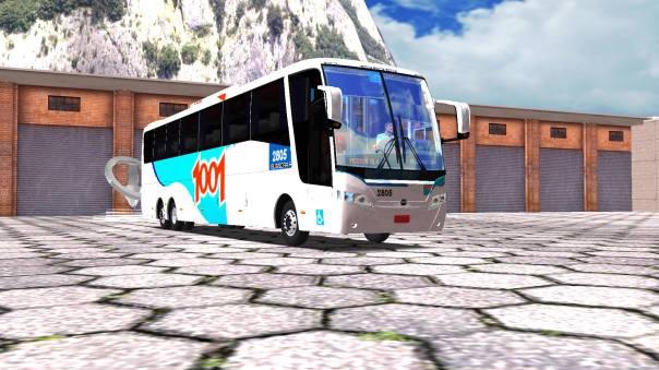 ModBus ALH 2.0 Busscar Elegance 380 Volvo Auto Viação 1001