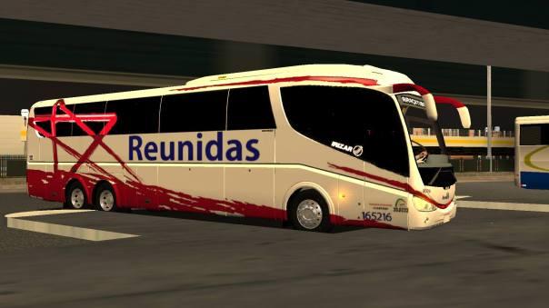MoBus ALH 2.0 CLube ModBus Irizar PB Mercedes-Benz Viação Reunidas Paulista