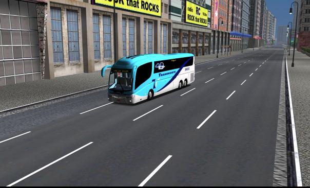 ModBus ALH 2.0 Clube ModBus Irizar PB Volvo B12R Viação TransNorte