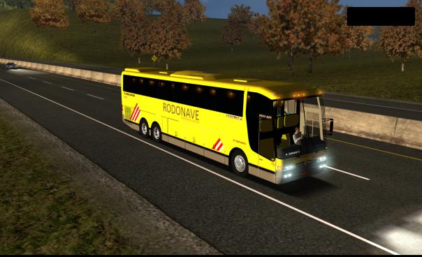 ModBus ALH 2.0 Busscar Vissta Buss Viação Itapemirim