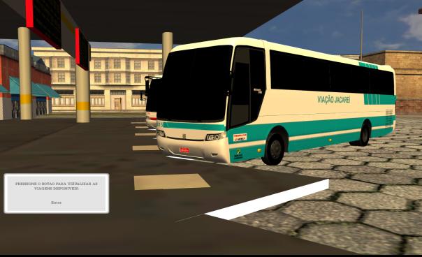 ModBus ALH 2.0 Clube ModBus El Buss 320 Viação Jacareí