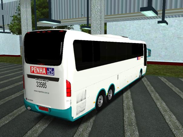ModBus ALH 2.0 Clube ModBus Busscar Vissta HI Mercedes Viação Penha