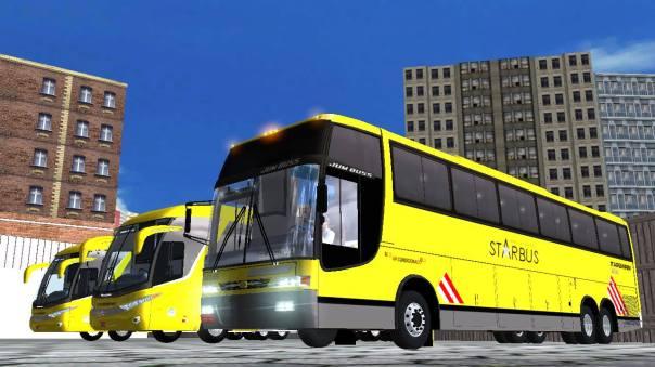ModBus ALH 2.0 Clube Modbus Busscar Jum BUss 360 Scania Viação Itapemirim