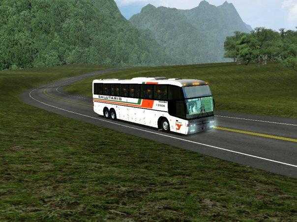 ModBus ALH 2.0 Clube ModBus Paradiso GV 1150 Scania Viação Salutaris