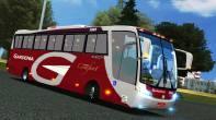 ModBus ALH 2.0 Clube ModBus Busscar Vissta LO Expresso Gardênia