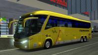 ModBus ALH 2.0 Clube ModBus Paradiso G7 1200 Scania Viação Itapemirim
