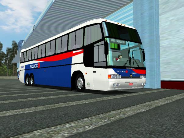ModBus ALH 2.0 Clube ModBUs Paradiso GV 1150 Scania Viação Rio Doce