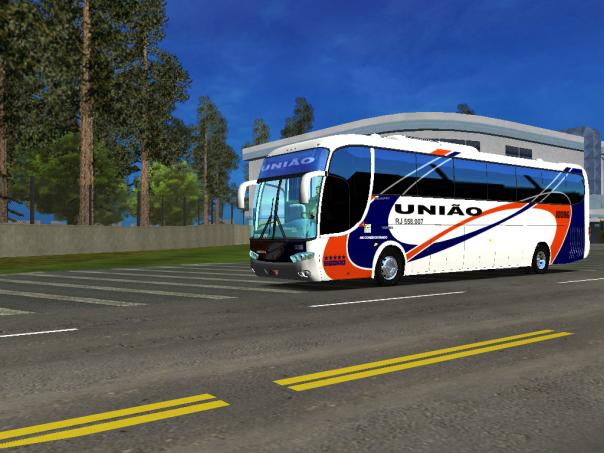 ModBus ALH 2.0 Paradiso G6 1200 Scania Expresso União