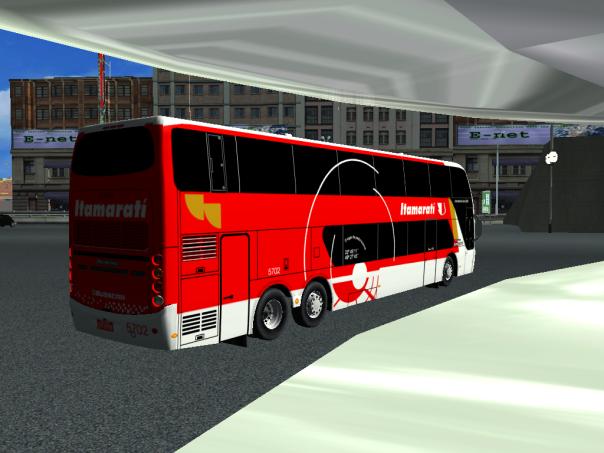 ModBus ALH 2.0 Busscar Panorâmico DD Viação Itamarati