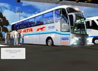 ModBus ALH 2.0 Paradiso G6 1200 Scania 4x2 Expresso de Prata