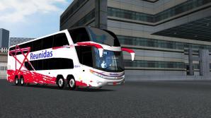 ModBus ALH 2.0 Paradiso G7 1800DD Scania 8x2 Viação Reunidas Paulista
