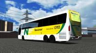 ModBus ALH 2.0 Busscar Jum Buss 360 Scaia Viação Nacional