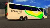 ModBus ALH 2.0 Paradiso G6 1550 LD Mercedes-Benz Viação Brasil Sul