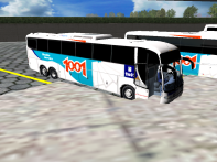ModBus ALH 2.0 Paradiso G6 1200 Scania Viação 1001