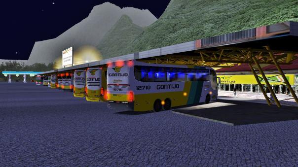 ModBus ALH 2.0 Paradiso G6 1200 Scania Viação Gontijo
