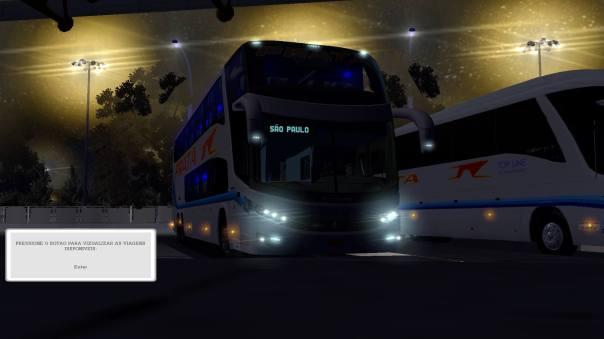ModBus ALH 2.0 Paradiso G7 1800DD Scania Viação Prata