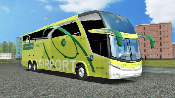 ModBus ALH 2.0 Paradiso G7 1600LD Volvo Viação Princesa dos Campos