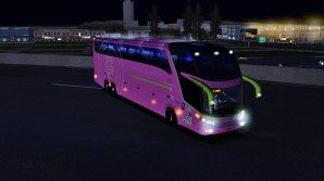 ModBus ALH 2.0 Paradiso G7 1600LD Scania Viação Garcia