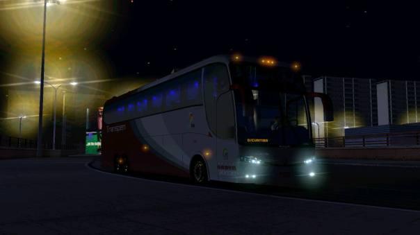 ModBus ALH 2.0 Paradiso G6 1350 Scania Viação Transpen