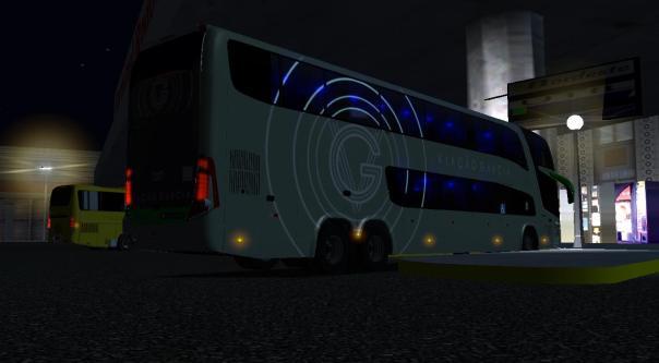 ModBus ALH 2.0 Paradiso G7 1800DD Scania Viação Garcia