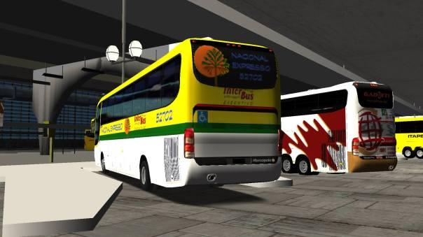ModBus ALH 2.0 Paradiso G6 1200 Scania Nacional Expresso