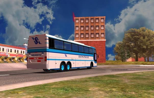 ModBus ALH 2.0 Busscar Jum Buss 99 Scania 6x2 Viação Sampaio